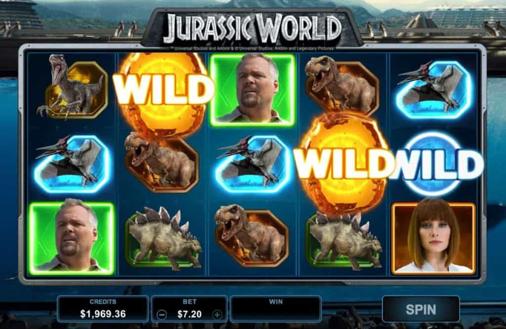 World of Jurassic Jackpot